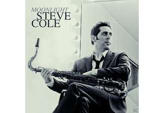 Steve Cole - Moonlight - (CD)