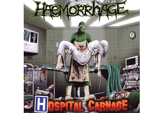 Haemorrhage - Hospital Carnage - (CD)