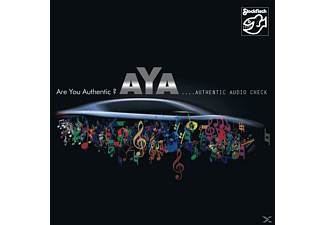 VARIOUS - Aya-Authentic Audio Check - (SACD Hybrid)