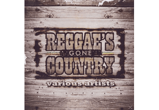 VARIOUS - Reggae's Gone Country - (CD)