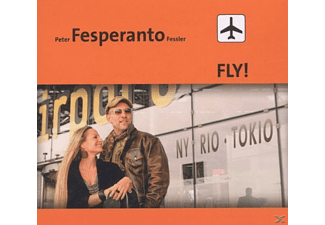 Peter Fessler - Fly! - (CD)