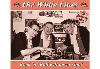 White Lines - Rockabilly Memories - (CD)