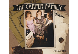 The Carper Family - Back When - (CD)