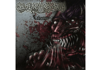 Slaughterday - Ravenous - (Maxi Single CD)