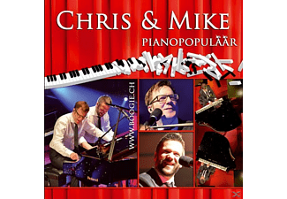 Chris Mike - Pianopopuläär - (CD)