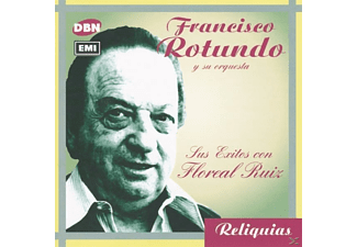 Francisco Rotundo - Sus Exitos Con Floreal Ruiz - (CD)