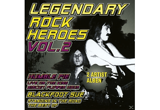 Blackfoot Sue, Humble Pie - Legendary Rock Heroes Vol.2 [CD]