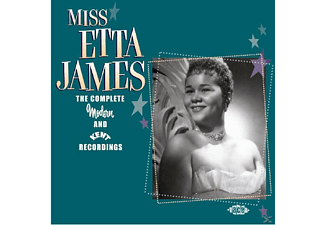 James Etta - Complete Modern And Kent Recordings [CD]