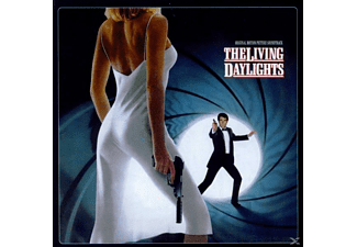 VARIOUS - The Living Daylights (Remastered) - (CD)