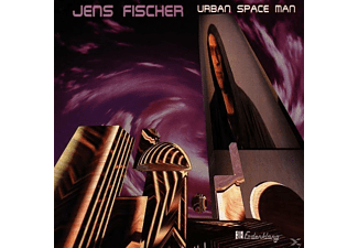 Jens Fischer - Urban Space Man - (CD)