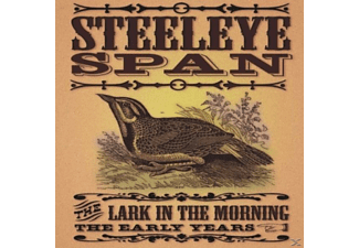 Steeleye Span - The Lark In The Morning/Early [CD]