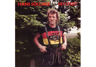 Hans Söllner - Hey Staat - (CD)