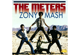 The Meters - Zony Match - (CD)