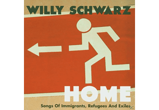 Willy Schwarz - Home - (CD)