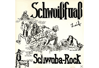 Schwoißfuaß - Schwoba Rock - (CD)