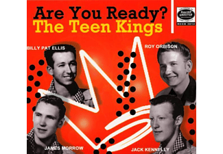 Teen Kings,The Feat.Orbison,Roy - Are You Ready - (CD)