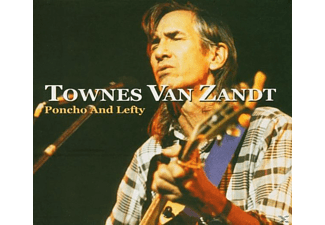 Townes Van Zt, Townes Van Zandt - Pancho And Lefty - (CD)