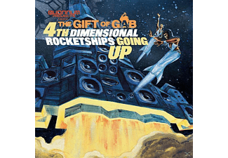 Gift Of Gab - 4th Dimensional Rocketships Going Up - (CD)