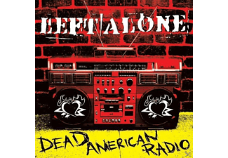 Left Alone - Dead American Radio [CD]