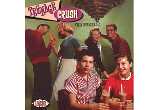 Blues - Teenage Crush V.2 - (CD)