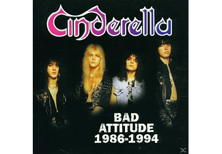 Cinderella - Bad Attitude 1986-1994 [CD]