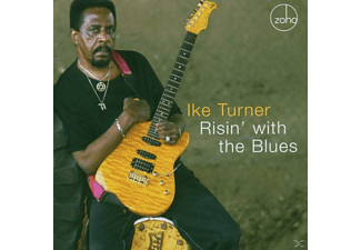 Ike Turner - Risin' With The Blues - (CD)