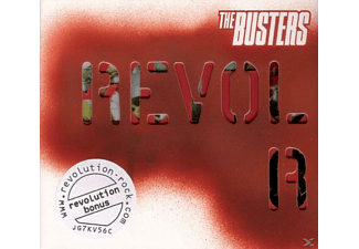 The Busters - Revolution Rock - (CD)