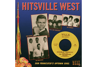 VARIOUS - HITSVILLE WEST [CD]