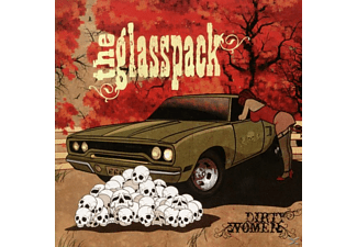 The Glasspack - Dirty Women - (CD)