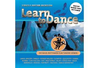 Strictly Rhythm Orchestra - Learn To Dance-Die Basis Rhythmen Zum Tanzen Ler - (CD)