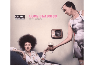 Ohm Square - Love Classics [CD]