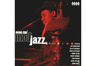 VARIOUS - Even Mo' Mod Jazz - (CD)