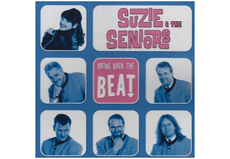 Suzie - Bring Back The Beat - (CD)