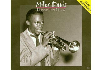 Miles Davis - Bopping The Blues [CD]