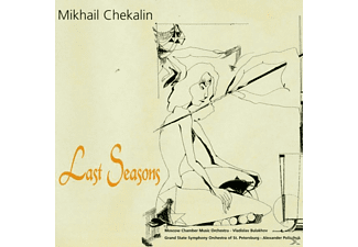 VARIOUS - Last Seasons - (CD)