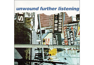 Unwound - Further Listening - (CD)