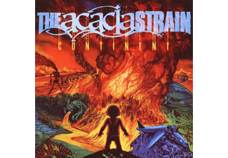 The Acacia Strain - Continent [CD]