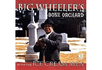 "Golden ""big"" Wheeler - Bone Orchard - (CD)"