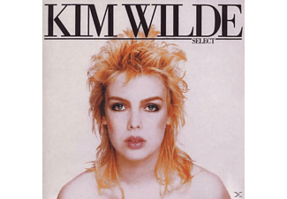Kim Wilde - Select (Expanded+Remastered) - (CD)