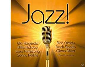 VARIOUS - Jazz! [CD]