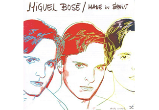 Miguel Bose - Made In Spain - (CD)