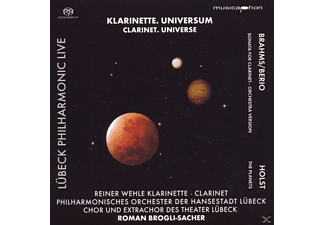 VARIOUS - Klarinette.Universum - (CD)