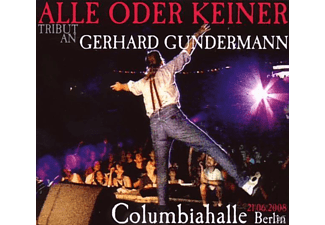 Gerhard Gundermann - Tribut An Gundermann - (CD)