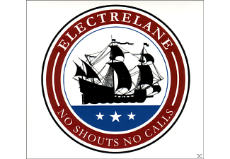 Electrelane - No Shouts,No Calls - (CD)