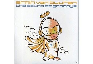 Armin Van Buuren - The Sound Of Goodbye - (Maxi Single CD)