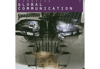 Global Communication - Fabric 26 - (CD)