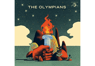 The Olympians - The Olympians - (CD)