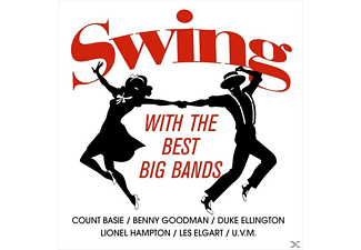 VARIOUS - Swing With The Best Big Bands [CD]