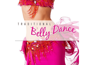 VARIOUS - Traditional Belly Dance [CD]