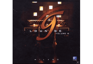 VARIOUS - G Lounge Vol. 8 [CD]